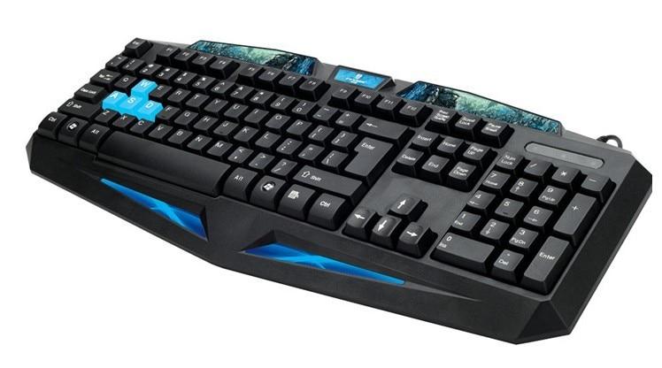 Manufacturers Direct Selling Former Walker K850 Profession Gaming Keyboard Wired Game Keyboard Handfeel Comfortable