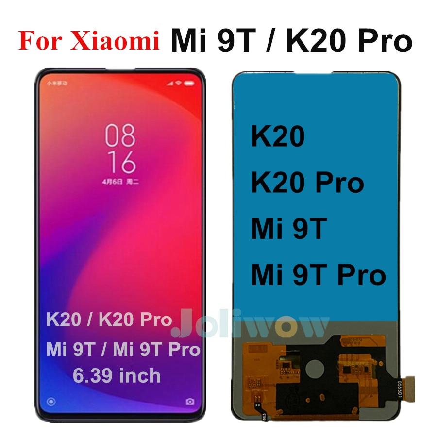For Xiaomi Redmi K20 LCD K20 Pro / Mi 9T / Mi9T Pro Global LCD Display Touch Screen Digitizer For Xiaomi Mi 9t For Redmi K20 Pro