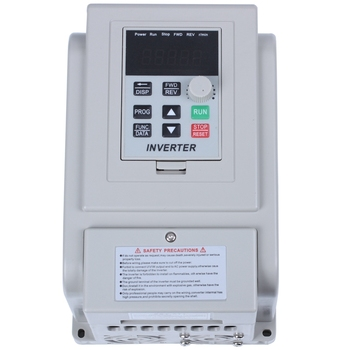 IALJ Top AC 220V Frequency Converter 1.5KW Variable Frequency Drive Converter VFD Speed Controller Converter Inversorde Sine Wav