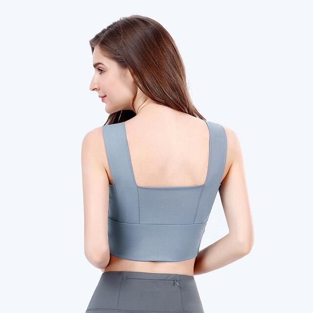 Sports Bras Women Yoga Vest Underwear Bralette Seamless Top For Women s Running Gym High Impact