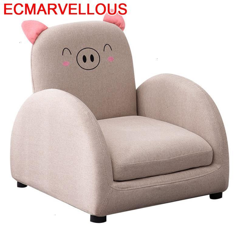 Princess Chair Canape Seat Kindersofa Quarto Menino Kids Infantiles Children Dormitorio Infantil Chambre Enfant Children's Sofa