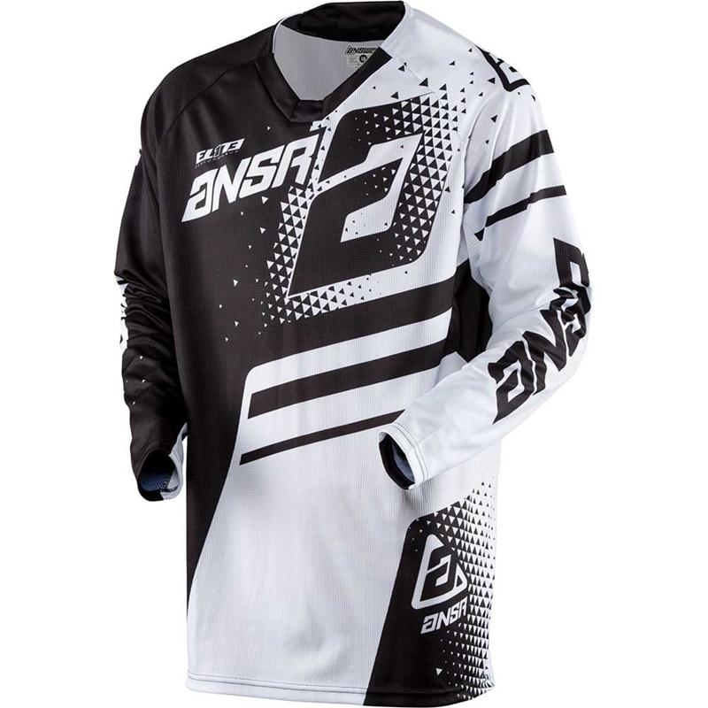 Cycling-Shirt Racing-Jersey Mountain-Bike Downhill Long-Sleeve Motorcycle DH MTB 180