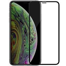 NILLKIN szkło hartowane Film dla iPhone 11 Pro 2019 XD CP + MAX pełne pokrycie szkło hartowane Anti- wybuch odporna na odciski palców