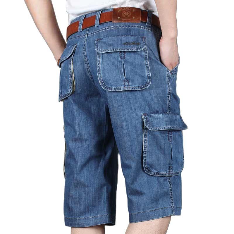 Loose Baggy Wide-Leg Beach Shorts