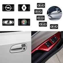 Decal Decoration Auto-Accessories Vw Polo Golf Volkswagen 10pcs Sticker Mini for Golf-4/golf-5