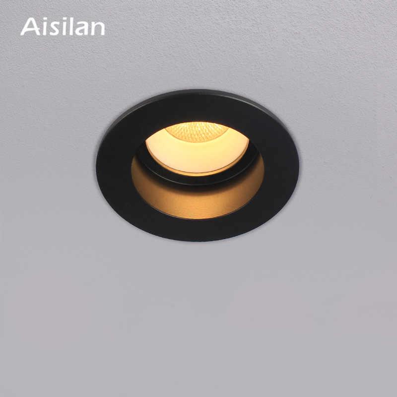 aisilan zoom mini spot light focos led recessed led downlight built in led spot it encastrable