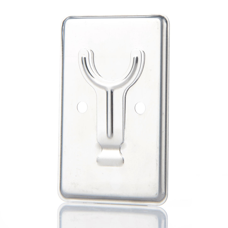 Ferro elétrico simples suporte mini portátil bancada titular solda y prateleira de aço inoxidável 50*80mm
