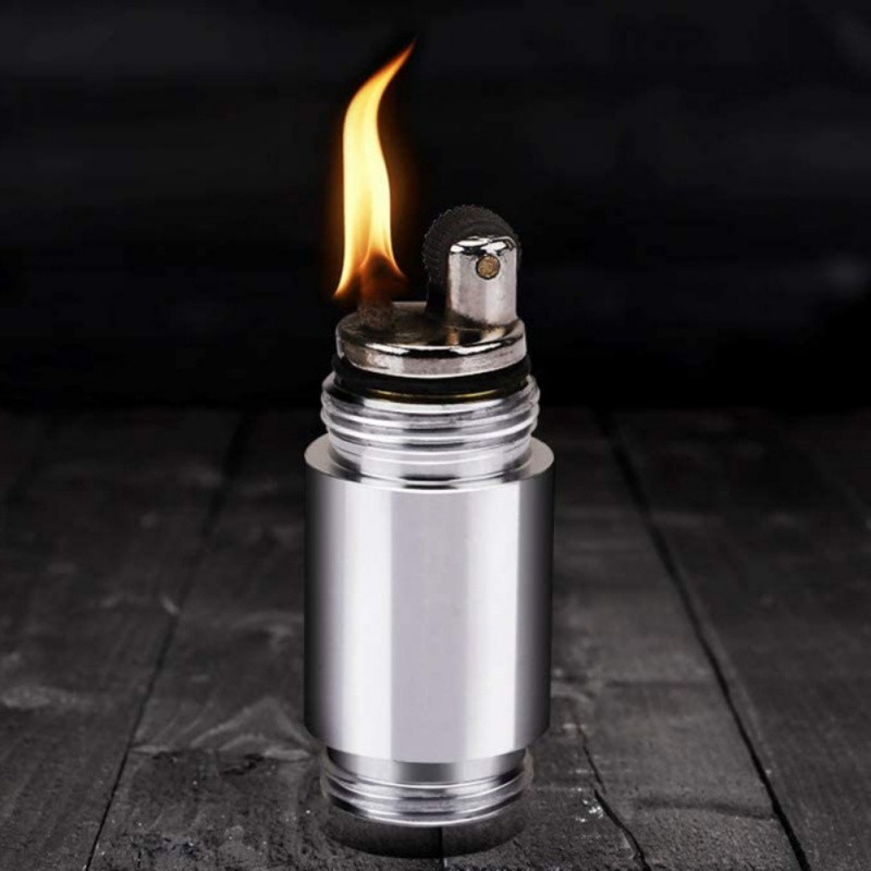 Stainless Steel Outdoor Cooking Survival Blow Fire Tube Portable Fire Starter Tube Retractable Camping Blow Fire