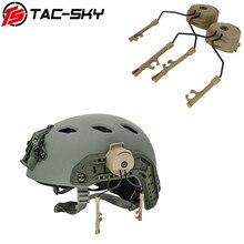 Tactique militaire Peltor casque casque support Rapide Ops noyau casque adaptateur DE rail comtac i ii iii ivTAC CIEL tactique support DE