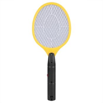 Bateria bezprzewodowa moc elektryczna odpowiednio zaplanować podróż packa na komary łapka na owady rakieta owady zabójca domu łapka na owady s środek odstraszający komary tanie i dobre opinie MU1295315 ROUND 100 Brand New Red Yellow Green Blue(optional) 2 x AA batteries (not included) approx 46 x 18cm 18 11 x 7 08inch