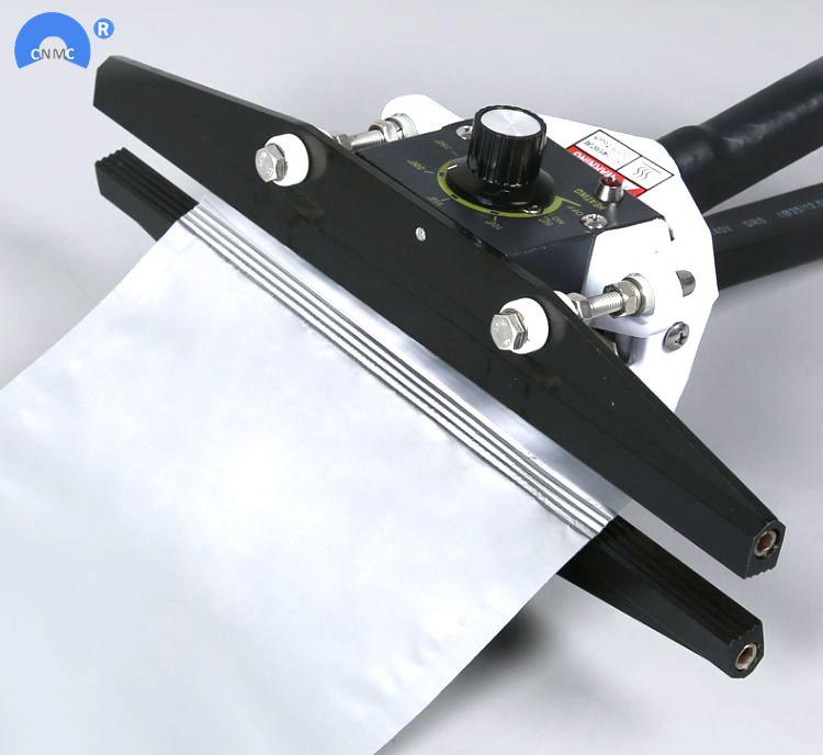 New FKR-200/300/400 Portable sealer Hand Clamp Sealer Handheld Sealing Machine 110V/220V
