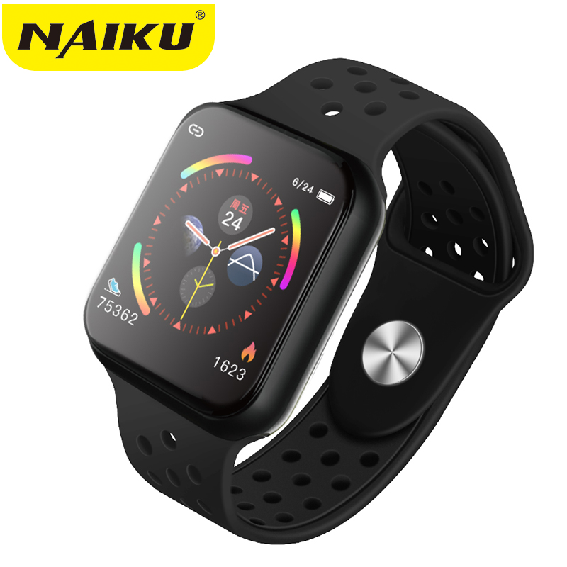 Smart Watches Watch F9 IP67 Waterproof 15 Days Long Standby Heart Rate Blood Pressure Smartwatch Support IOS Android PK S226
