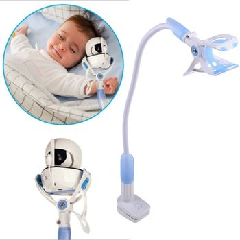 цена на Universal Baby Monitor Mount Baby Camera Holder, Infant Video Monitor Holder Flexible Camera Stand for Most Baby Monitor
