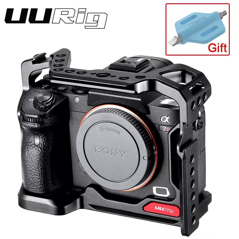 UURig C-A73 камерасы Sony a7iii A7R3 A7M3 - Камера және фотосурет - фото 3