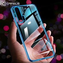 CAFELE Phone Case For Huawei Honor 20 Pro Cover Soft Silicone Cases 20pro Luxury HD Clear Transparent Shell