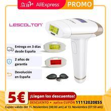 Lescolton 2in1 IPL depiladora cabello pantalla LCD máquina T009i láser permanente Bikini Trimmer eléctrico depilador un láser