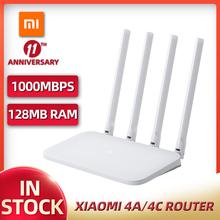 Xiaomi Router 4A 4C MI Gigabit edition 2.4GHz 16MB ROM 128MB DDR3 High Gain 4 Antenna APP Control IPv6 WiFi Xiaomi Router