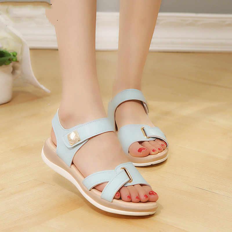 New Hot Sale Sandals Women Summer Slip