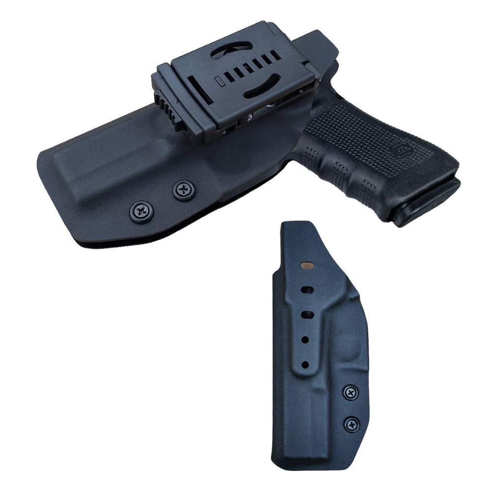 de cinto pistola carry case bolsa 03