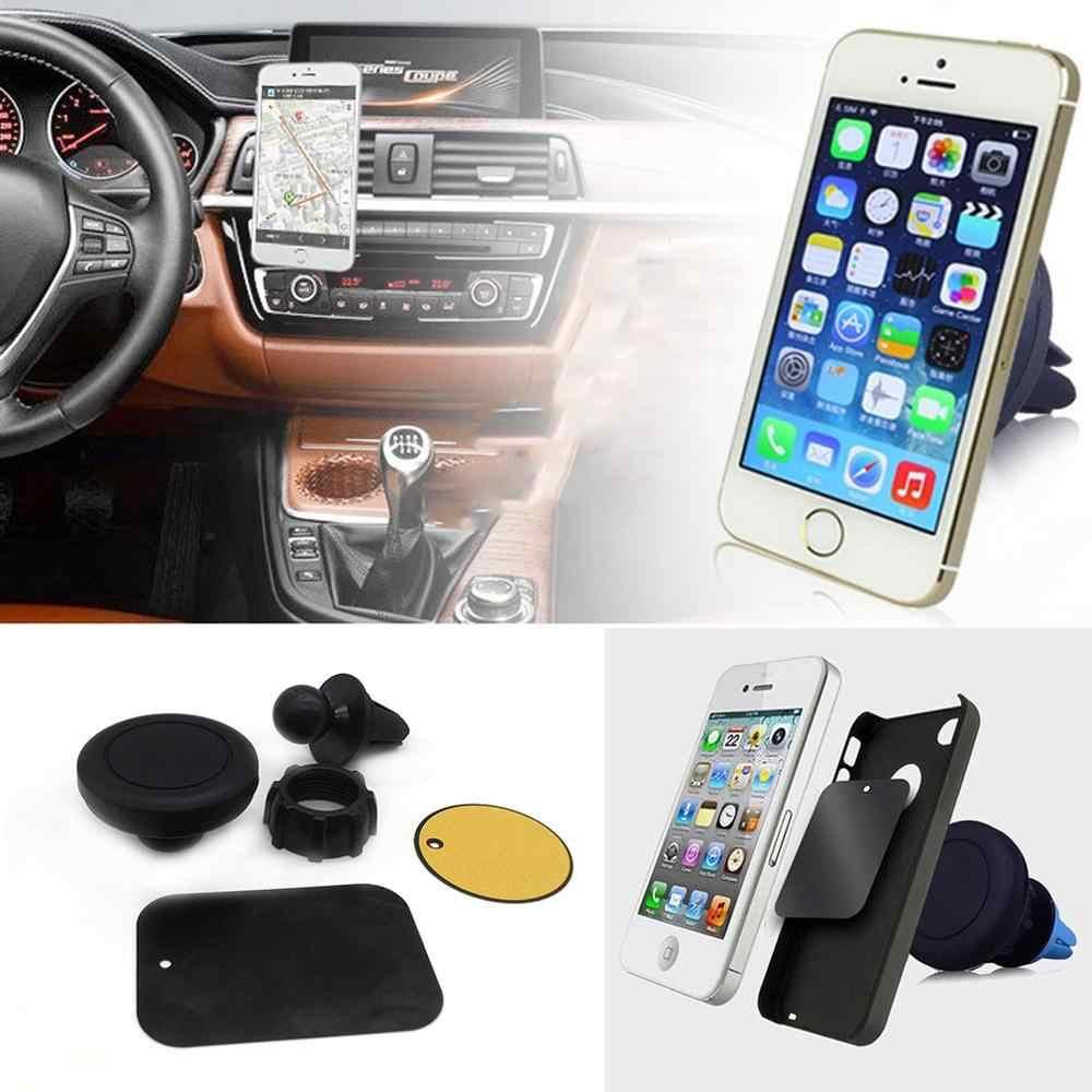 Universal coche salida de aire de ventilación teléfonos móviles GPS MP3 soporte exquisitamente diseñado duradero