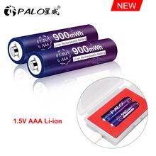 15 в aaa перезаряжаемая батарея 3a li ion батареи МВт/ч и usb