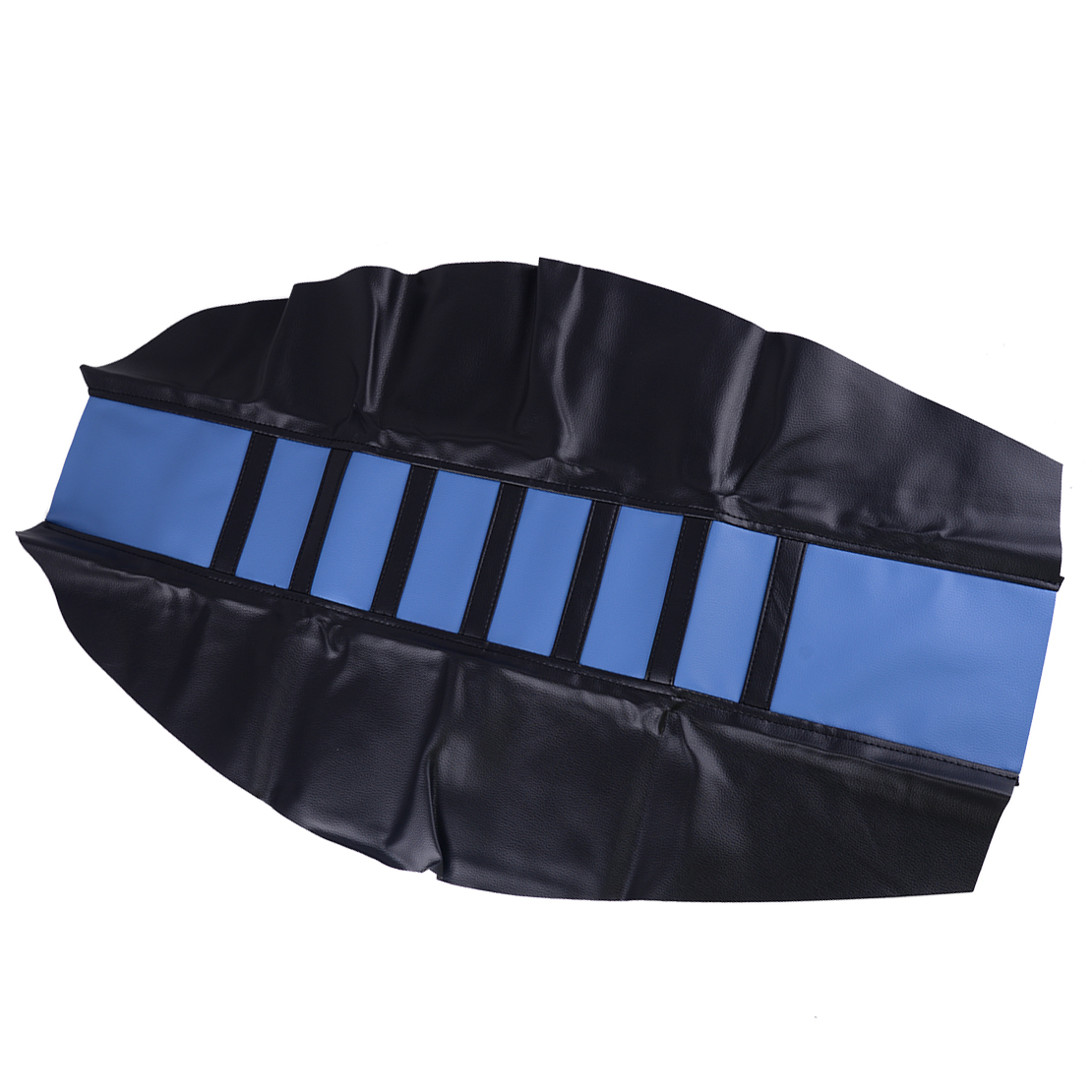 Blue Color Motorcycle Gripper Seat Cover Rubber Soft Skin Covers For Yamaha YZ 85 YZ85 2002-2017 02-17 Dirt Pit Bike Off Road