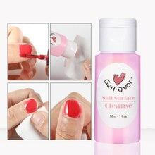 Gel empapar removedor desengrasante para esmalte de uñas de Gel uv barniz limpiador uñas Arte 1 botella de 30ml TSLM1