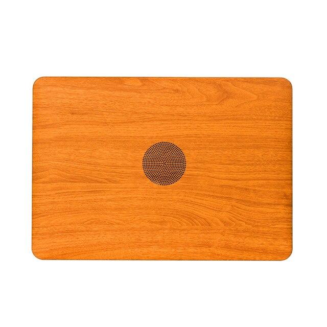 Wood Grain Case for MacBook 1