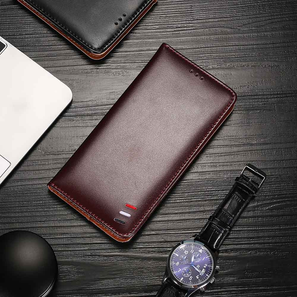 Leather Soft Case for Samsung Galaxy J2 J3 2016 J5 J7 Neo 2017 Prime 2 Core J8 J4 J6 Plus 2018 A6 A8 A9 Flip Wallet TPU Cove image