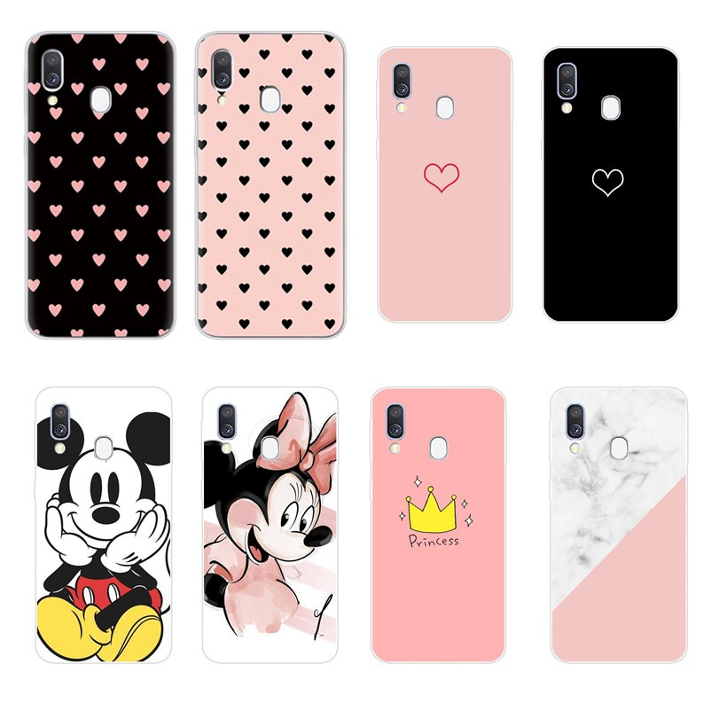<font><b>Case</b></font> For <font><b>Samsung</b></font> <font><b>Galaxy</b></font> A7 2018 A50 A30 A70 A20 A40 S10 Plus S10E <font><b>Case</b></font> Cover Soft Silicone Painted TPU For <font><b>Samsung</b></font> <font><b>A10</b></font> A10S A50S image