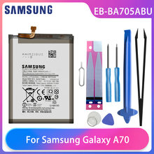 Оригинал samsung galaxy a70 a705 sm a705fn a705w аккумулятор