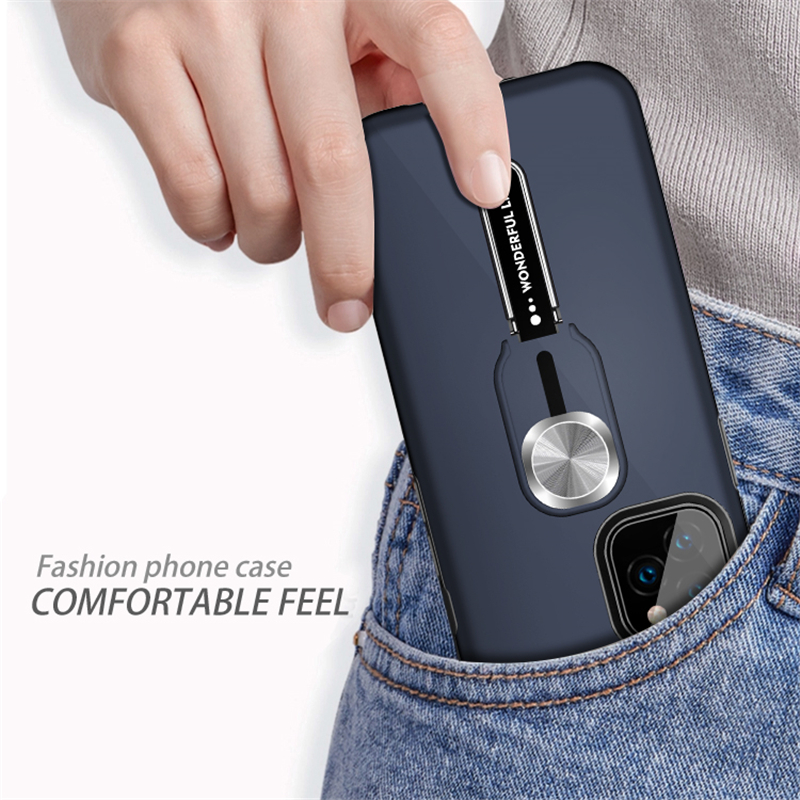Finger Ring Case for iPhone 11/11 Pro/11 Pro Max 25