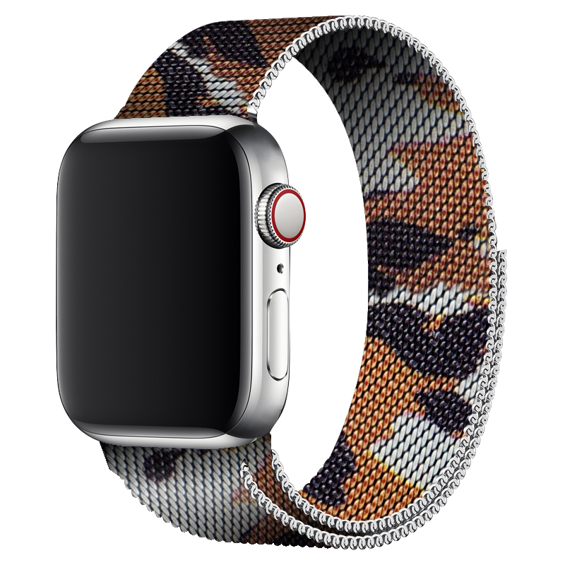 Milanese Printing Band for Apple Watch 23