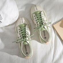 Women Casual Shoes Pink Light Green Snea