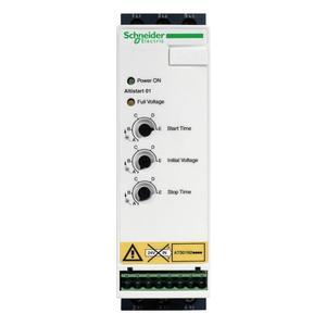 원래 수출 ATS01N222QN 삼상 소프트 스타터 소프트 스톱 11KW 22A 380V-415V 방열판 비동기 모터 소프트 스타트