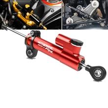 цена на Motorcycle Damper Steering Stabilize Safety Control Bracket Mount kit Motorbike For HONDA CBR954RR 2002-2003 CBR 954RR 2002 2003