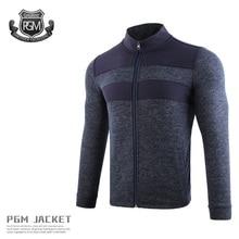 PGM, мужская теплая куртка для гольфа, ветрозащитная полосатая куртка, Мужская ветровка на осень и зиму, теплая спортивная одежда D0830