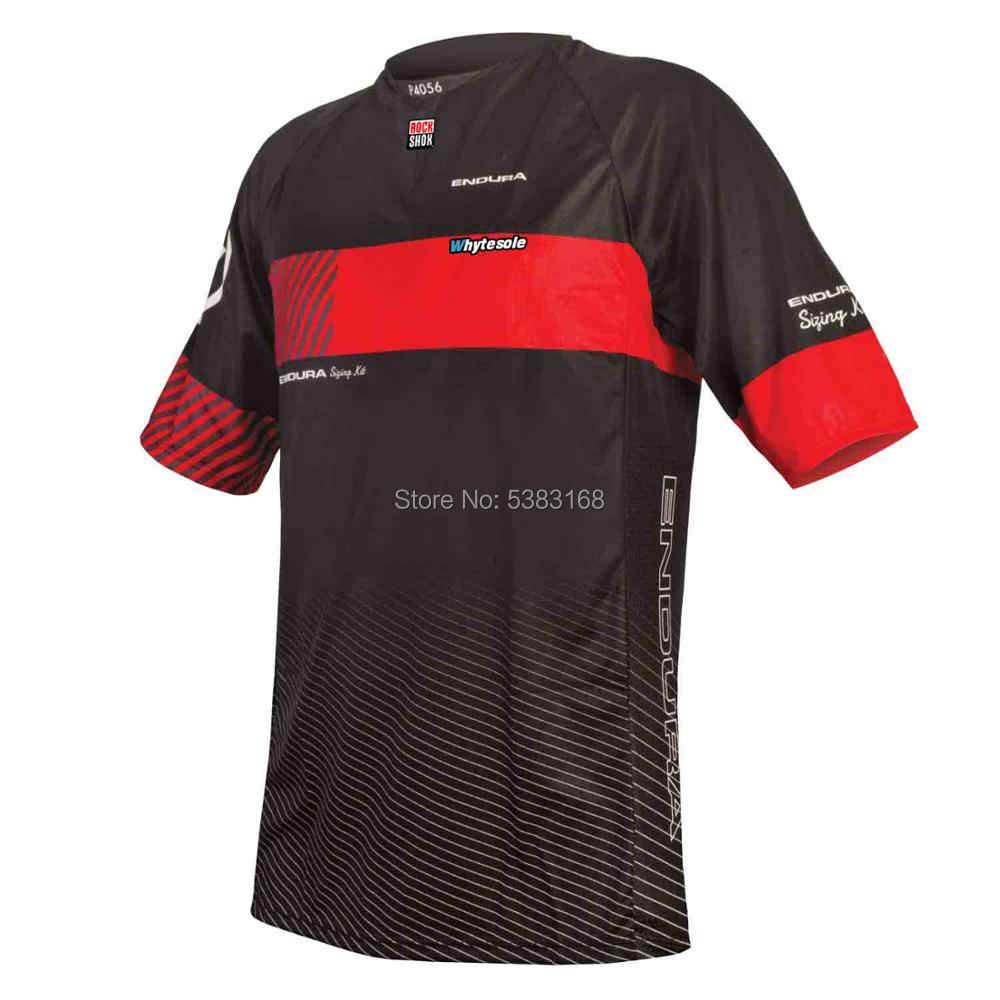 2020 Bersepeda Jersey Moto Cross Jersey Moto MTB Downhill Jersey Maillot Ciclismo Hombre DH MX Off Road Gunung Jersey