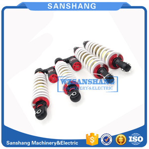 Image 2 - 4PCS Front REAR SHOCK ABSORBER WITH AIR BAG SUIT for cfmoto cf800 2(x8)part no.7020 061600 30000/7020 051600 30000