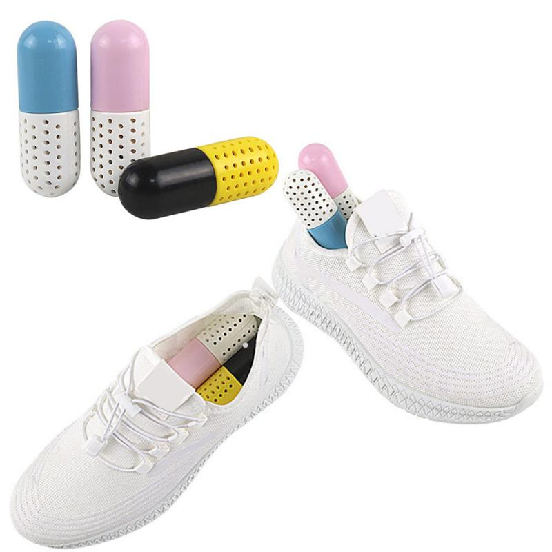 Boot Sneakers Shoes Deodorant Capsule Shoes Inside Deodorant Ball  Antibacterial Removes Odors Smelly Feet Sweat Desiccant