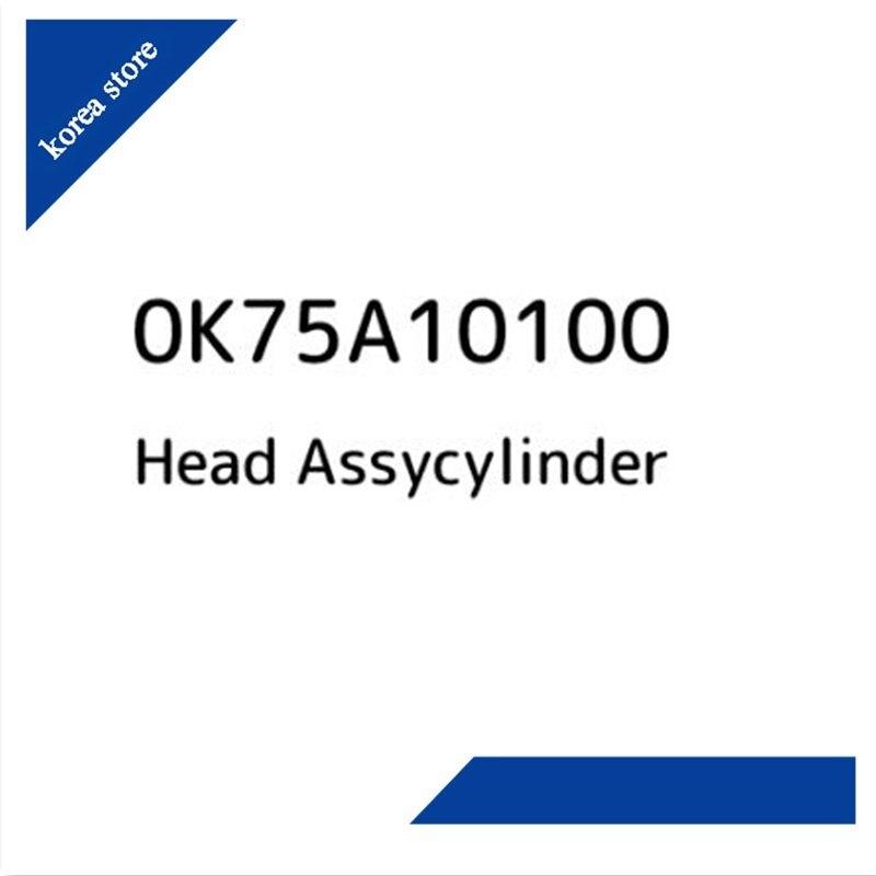 OK75A10100 cylinder head for Kia Gran Besta GS Besta GS K3000 3.0L OK75A-10-100