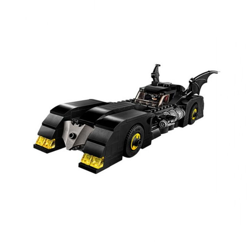 New Super Hero Batman Joker Batmobile Robbin Building Blocks Compatible Legoinglys Christmas  Toy For Children