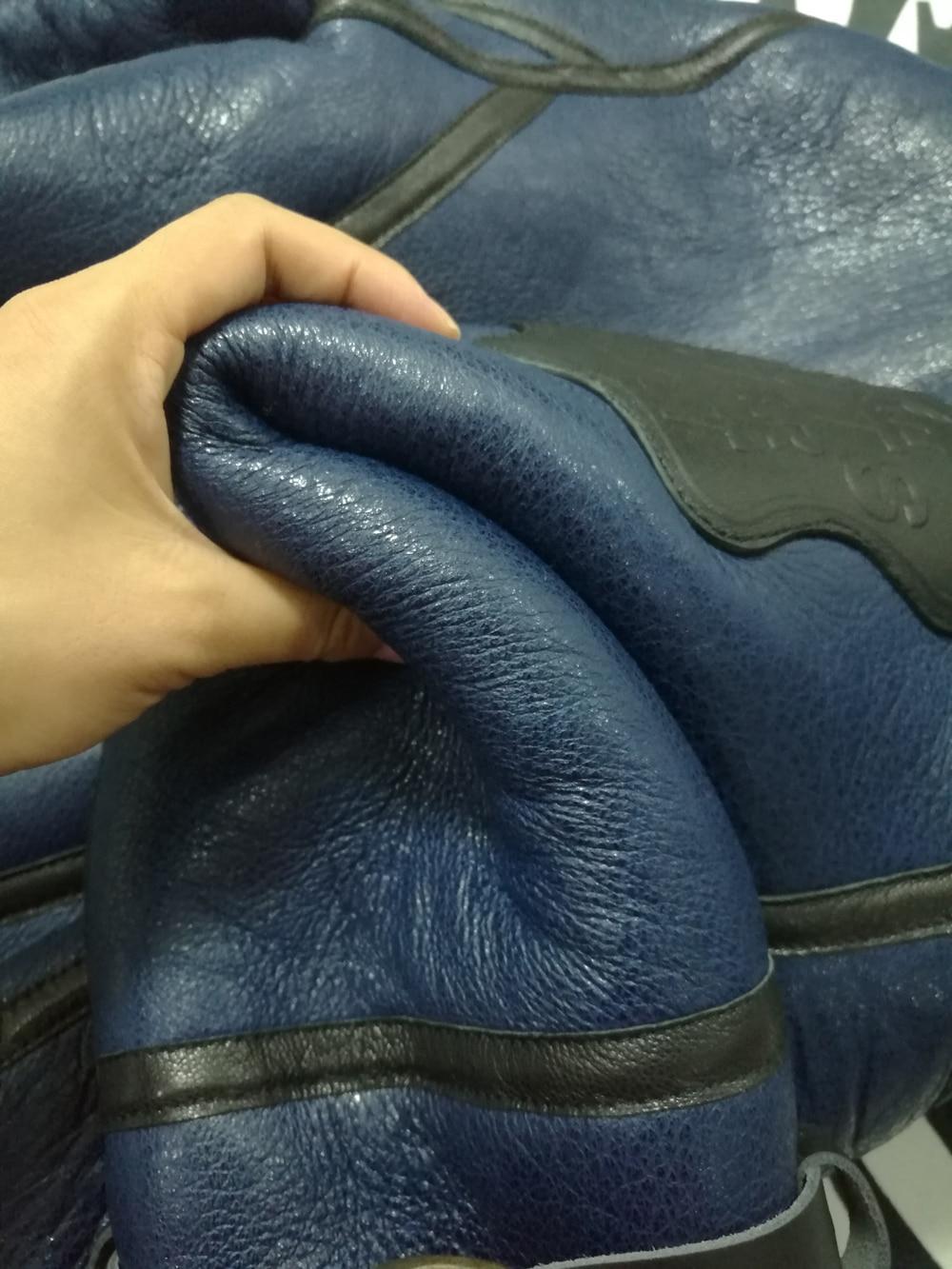 H311114fd9314421d9fc5a2ea09a3a857a 2019 Fashion 100% Quality Real Sheepskin Fur Men Coat Genuine Full Pelt Sheep Shearling Male Winter Jacket Brown Men Fur Outwear