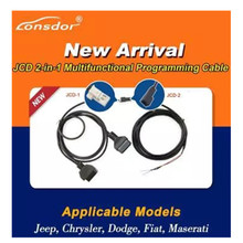 Lonsdor JCD 2 in 1 Multifunctional Programming Cable for Jeep/Chrysler/Dodge/Fiat/Maserati Work with K518ISE