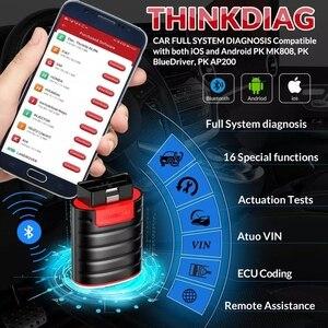 Image 4 - Thinkdiag tam yazılım kartı 2 yıl sıfırlama yazılımı aktif tüm yazılım PK diagzone eski sürüm Thinkdiag