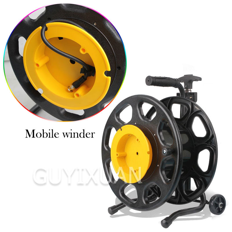 Mobile Cable Reel Optical Fiber Empty Disk Fiber Optic Cable Tray Various Types Of Wire And Cable Reels