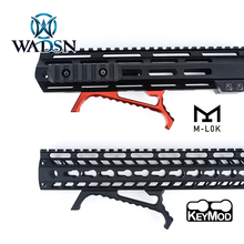 Handguard-Grip Hunting-Gun-Accessories Mlok KEYMOD Airsoft Angled WADSN Aluminum Tactical