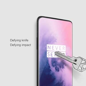 Image 2 - for Oneplus 7T 7 Pro 6T Glass Nillkin CP+ Max Full Cover 3D Safe Tempered Glass Screen Protector for Oneplus 7T 7 Pro Glass Film