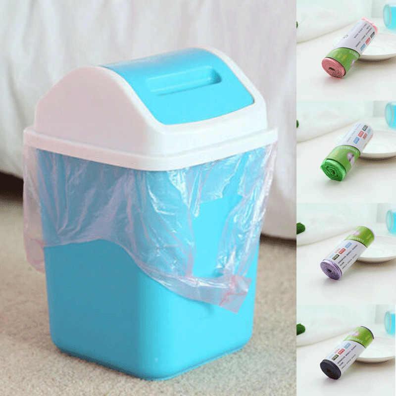 ごみのごみビンライナーキッチントイレ黒廃棄物ゴミ袋ハンドル環境にやさしいベストタイプゴミ袋