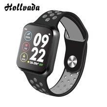 Умные часы F9 с Bluetooth, монитор сердечного ритма, спортивные Смарт-часы, калории, фитнес-трекер, будильник, IP67, водонепроницаемый смарт-браслет